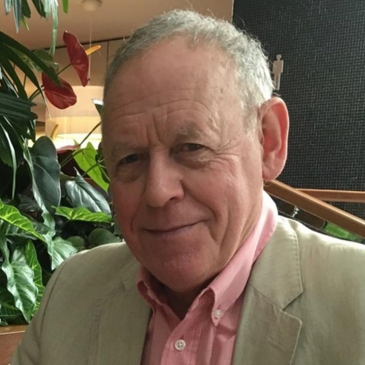 Portrait of Bill Howat.