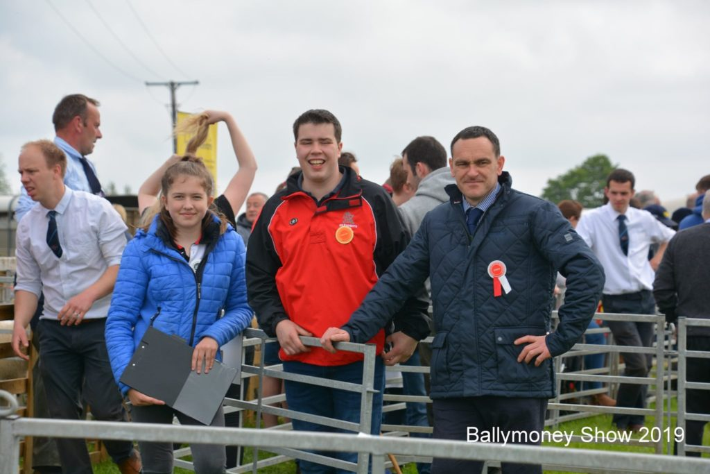 people at the ballymoney show 2019
