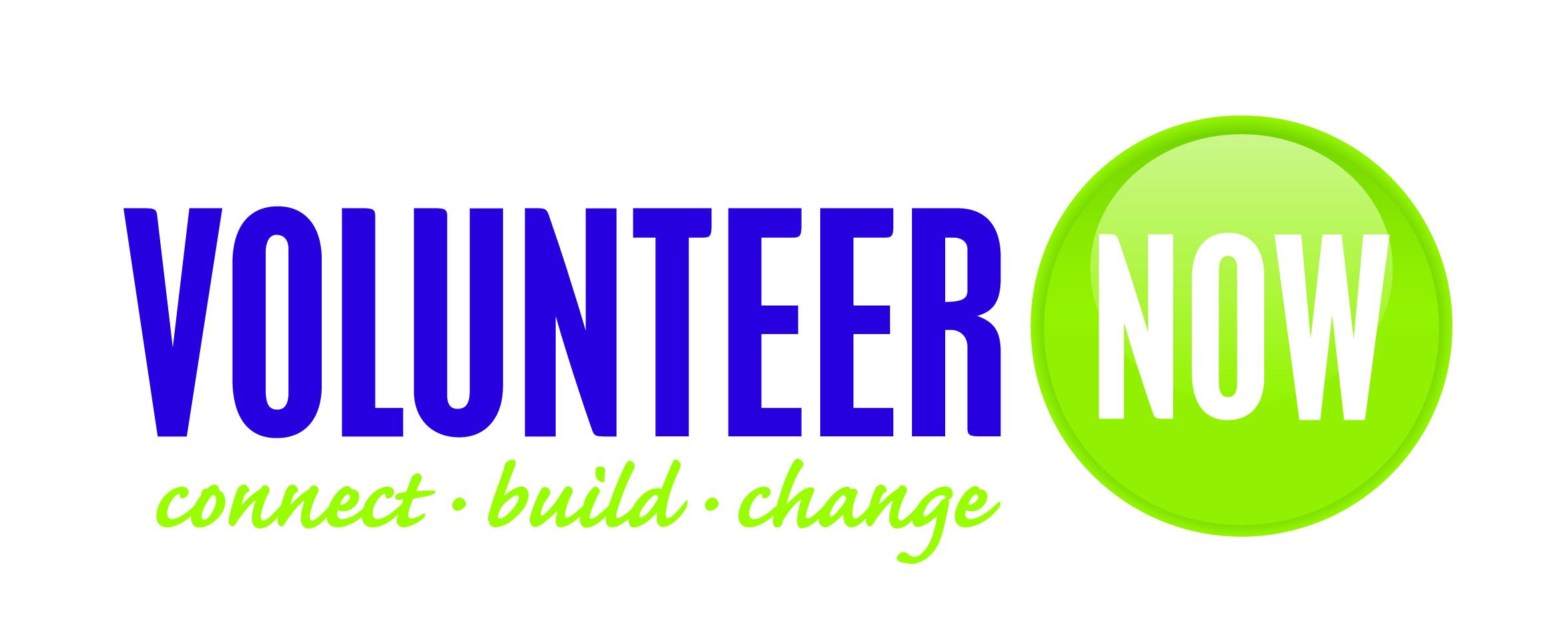 Volunteer now logo